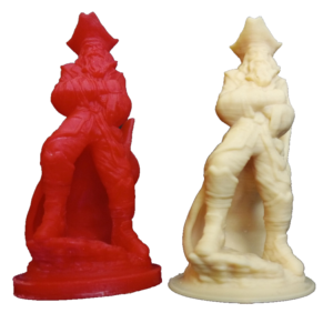 DLP-DPP-figurine-maquette-resine